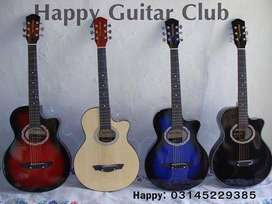 15% OFF SALE SALE SALE!! Brand New Box packed Guitars.Happy Club