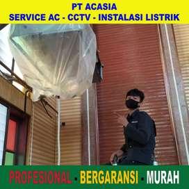 Service AC ,CCTV dan instalasi listrik