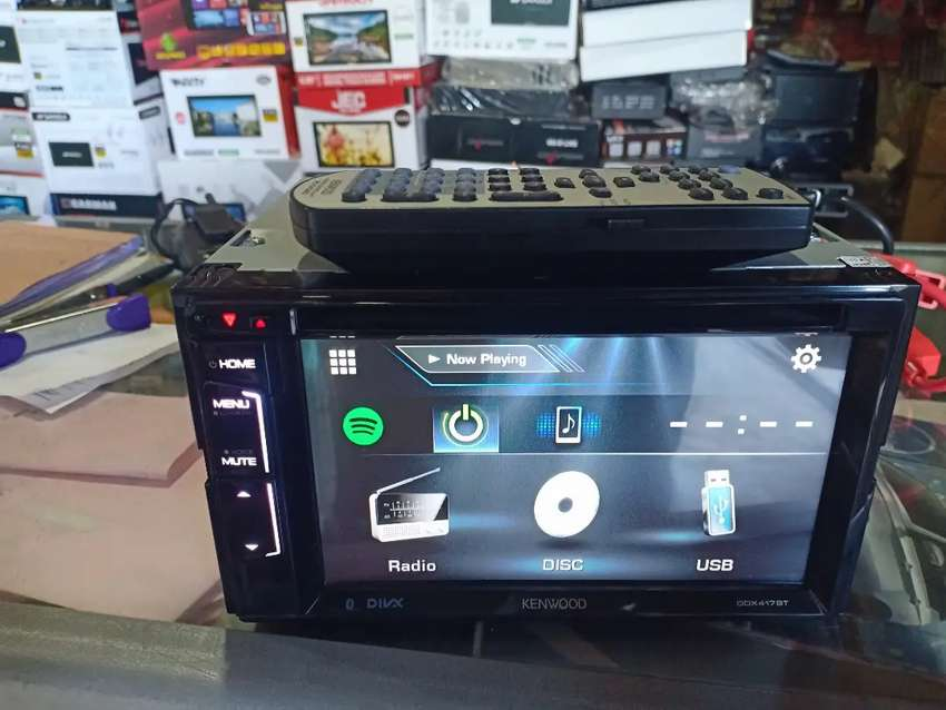 Dobledin Kenwood Bluetooth DDX 416BT murah saja 0