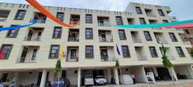 # 3 bhk Luxury flats #JDA approved @ 95%loanable 2.67 subsidy