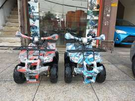 Double Disk Breaks Atv Quad 4 Wheels Bike Deliver In Pakistan