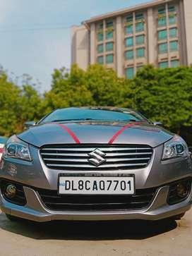 Maruti Suzuki Ciaz Smart Hybrid Alpha, 2017, Diesel