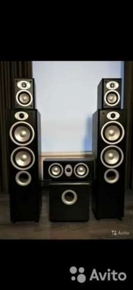 Hi end 5.1 home theater system