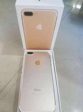 Iphone 7+ available in working condition