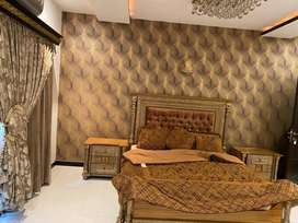 Hourly or Daily Bases Fully Furnish Rooms avl dha lahore