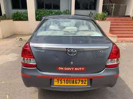 Toyota Etios 2016 Diesel 130000 Km Driven