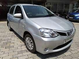 Toyota Etios Liva G SP, 2016, Petrol