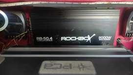 Power 4 chanel rockbox