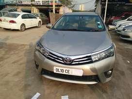 Toyota Corolla Altis GL Diesel, 2014, Diesel