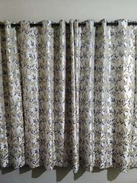 2BHK Curtains - 5 pieces