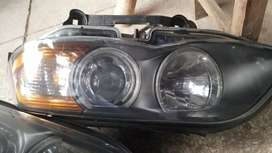 BMW X5 Front Light Full opition