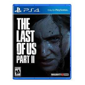 The Last of Us 2 PS4 Game