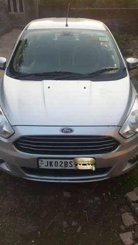 Ford Aspire Well Maintained, on time services, new tires.