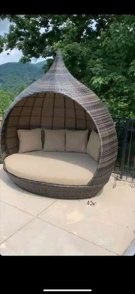 Outdoor and indoor furniture