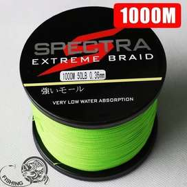 Fishing Line New 1000m SPECTRA 4 strand Super strong Japan Multifilame