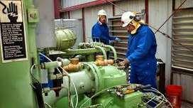 Pump & Compressor Technician 2 NOS WANTED