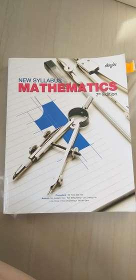 Buku New SYLLABUS MATHEMATICS KLS 7
