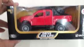 Ford pickup doublecabin red