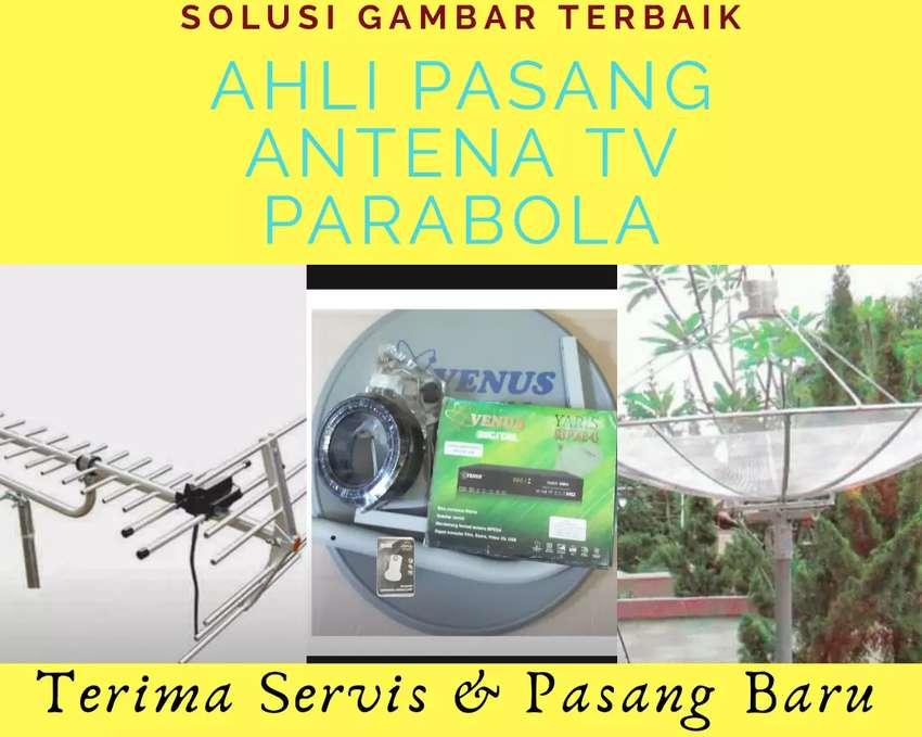 Dealer antena tv & Parabola berikut pasang 0