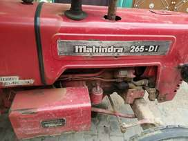 Mahindra tractor new battery new music system
