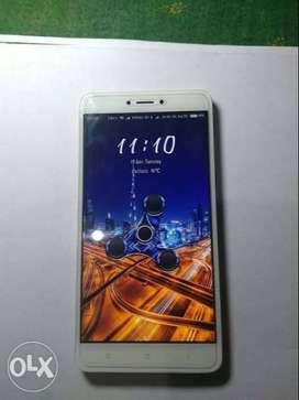 Mi Note 4 64gb/4gb with bill box and all accessories also