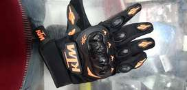 Gloves for bikers