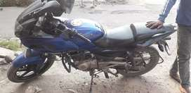 Single hand bike