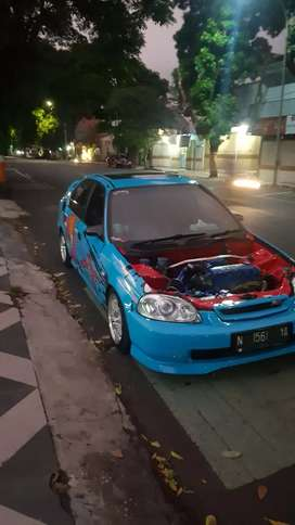 Civic ferio full modif
