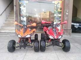 For sell Seven Number ATV QUAD 4 wheel petrol bike Deliver All pak