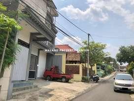 Rumah Kost Luas 339 m² Poros Jalan Dekat Raya Tidar Galunggung Sutami