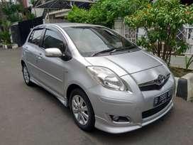 Toyota Yaris S Limited 2011 Low KM Like New