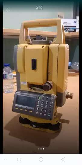 Total Station Topcon GTS 105