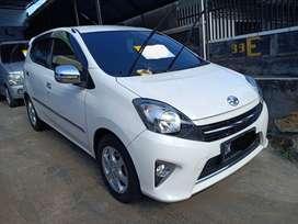 Toyota agya G 1.0 A/T 2015 Putih / White