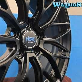 Jual Velg Design Original HSR FG AKEGULA R18 Buat Xpander Terios Civic