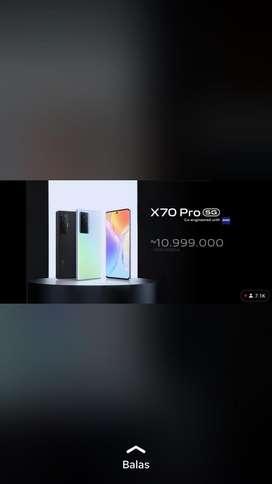 Android vivo x70 pro 5G