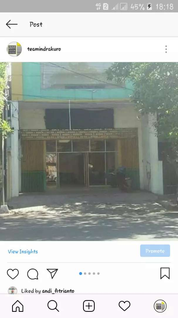 Dijual Ruko Kapas Krampung dkt Putro Agung, Kenjeran, Merr, Ambengan 0