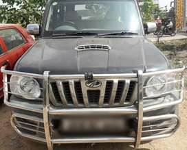 Mahindra Scorpio LX BS-III, 2009, Diesel