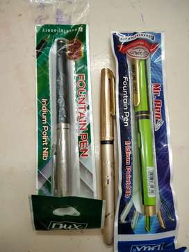 2 Dux pens and one Guangrong.Deal 01