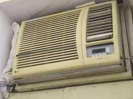 LG 1.5 Ton window AC