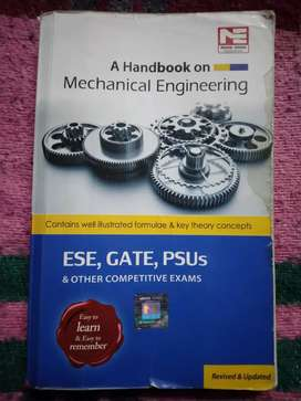 A Handbook on Mechanical Engineering by Made Easy
