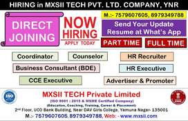 HR Recruiter & Executive