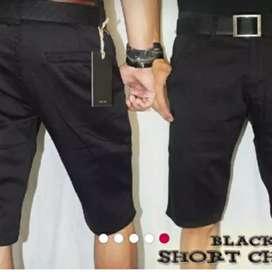Celana pendek chinos slim fit
