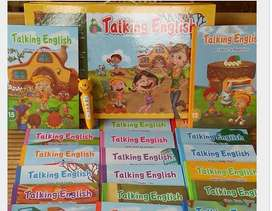 SALE Buku TALKING ENGLISH Grolier
