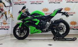 Stock Spc! Kawasaki Ninja 250 Mono 2018 hijau