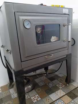 Oven golden star 3 tray type P60