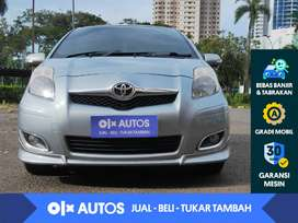 [OLX Autos] Toyota Yaris 1.5 S Limited A/T 2010 Silver