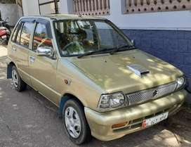Maruti 800 for urgent sale