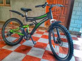 Hero rodeo 21 gears disc brake cycle for sale