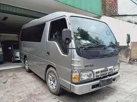 Isuzu ELF Microbus Engkel 2016 TT Canter, Hilux, Kijang