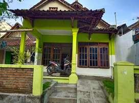 Dijual rumah kampung singopuran